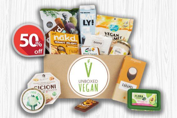Unboxed Vegan Subscription Box Coupon Code Vegan Womble