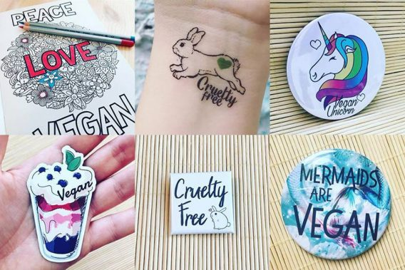 Things I Care About Vegan Merchandise Vegan Womble