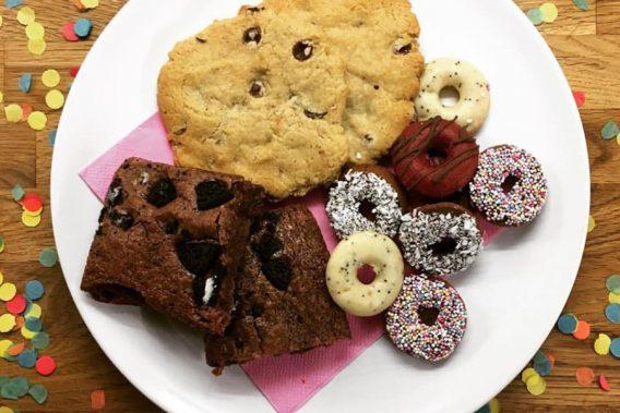 A Kind Mama Bakery Vegan Womble