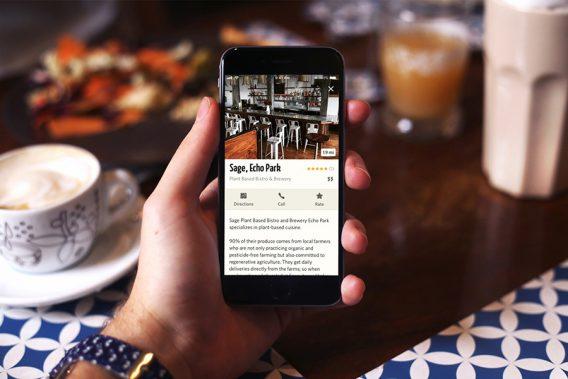 Vanilla Bean Vegan Friendly Restaurant App Vegan Womble