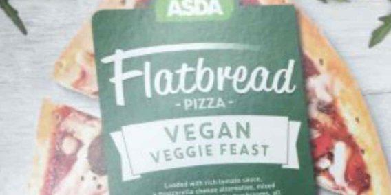 Asda Flatbread Pizza